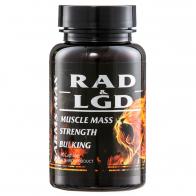 RAD+LGD- 벌크업 극강 조합